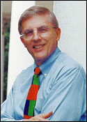 Headshot photo of WDB lecturer Dr. Kenneth Elzinga