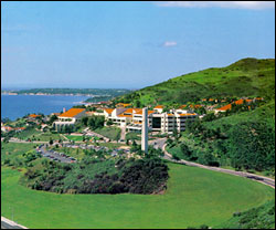 Pepperdine campus