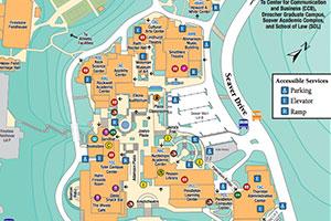Pepperdine Malibu Campus Map.Visit Pepperdine University Seaver College