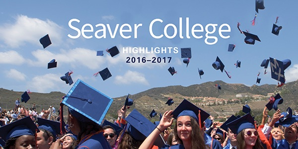 Seaver College Highlights 2016-2017
