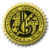 National Association of Schools of Music seal