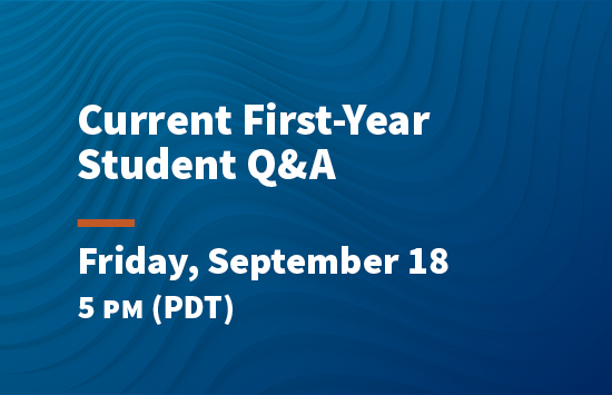 virtual pepperdine preview current student panel