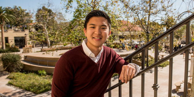 Seaver, Admission, Voices - Andrew Chen