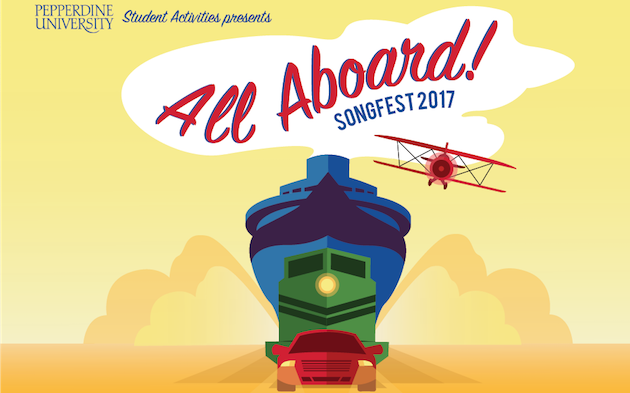 songfest all aboard 2017