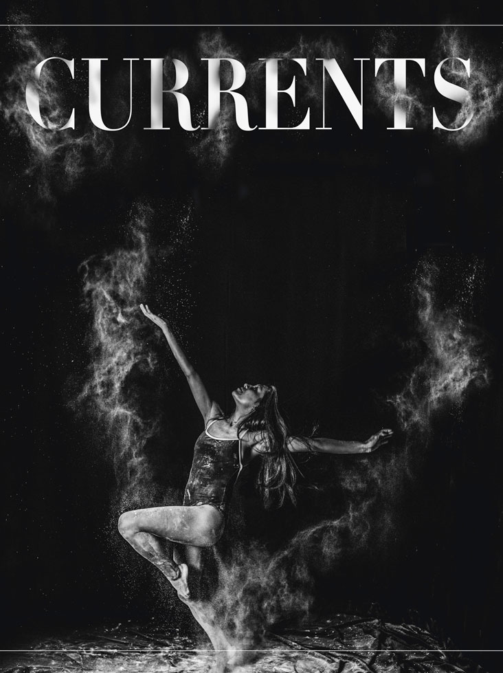 Currents Magazine 2018 cover