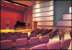 Photo of Raitt Recital Hall