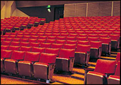 Photo of Smothers Theater Interior