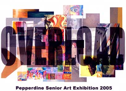 2005 Senior Art Exhibit: Overload