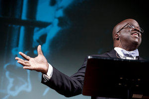 David Holmes on MLK Day at Pepperdine