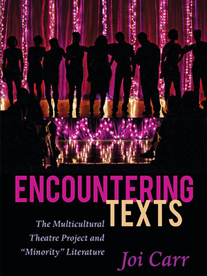 Encountering Texts by Joi Carr