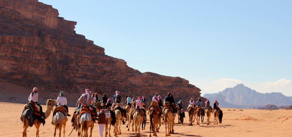 Educational Field Trip to Jordan