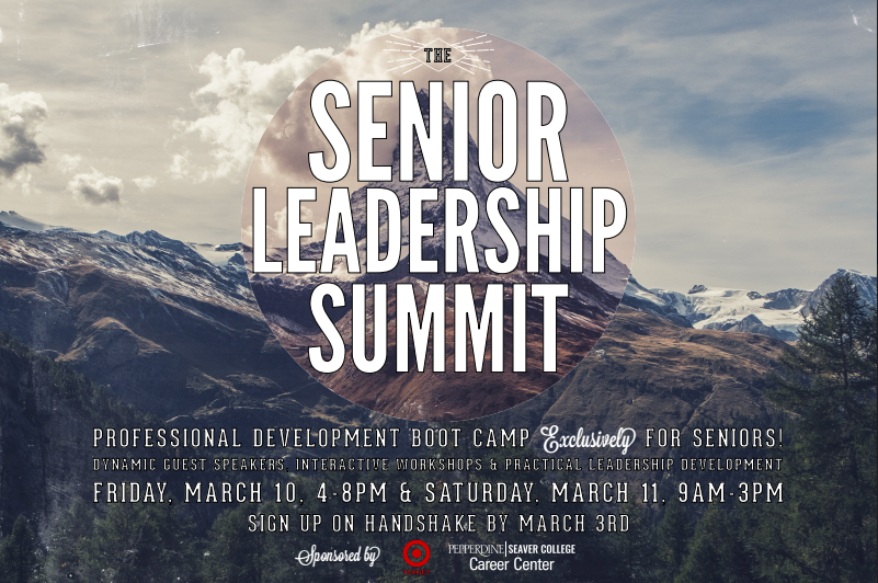 Professional development bootcamp exclusively for seniors.