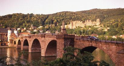Image of architecture in Heidelberg, Germany