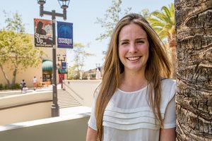 Seaver Student Christine