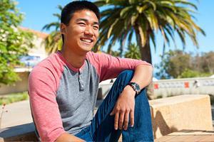 Seaver Student David