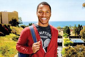 Seaver Student Omari
