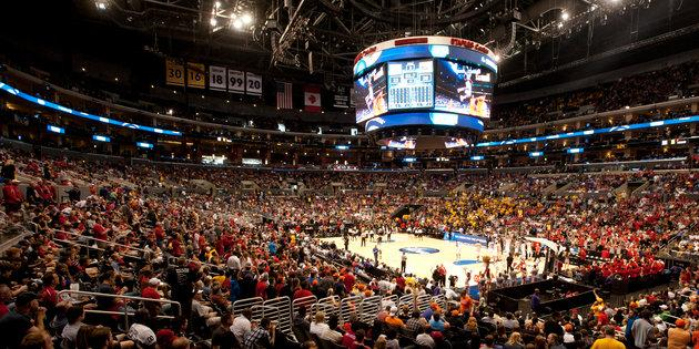 Pepperdine hosts Regional Men's Basketball event - Sport Administration Degree