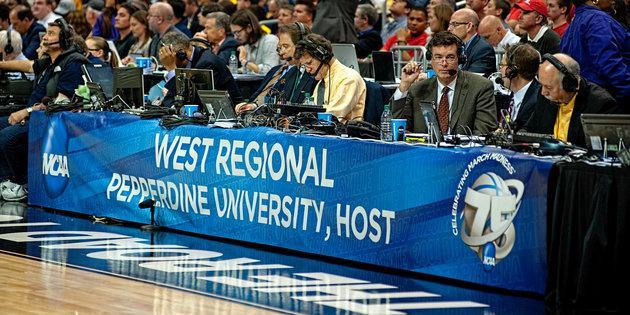 Pepperdine hosts West Regional Men's Basketball event - Sport Administration Degree