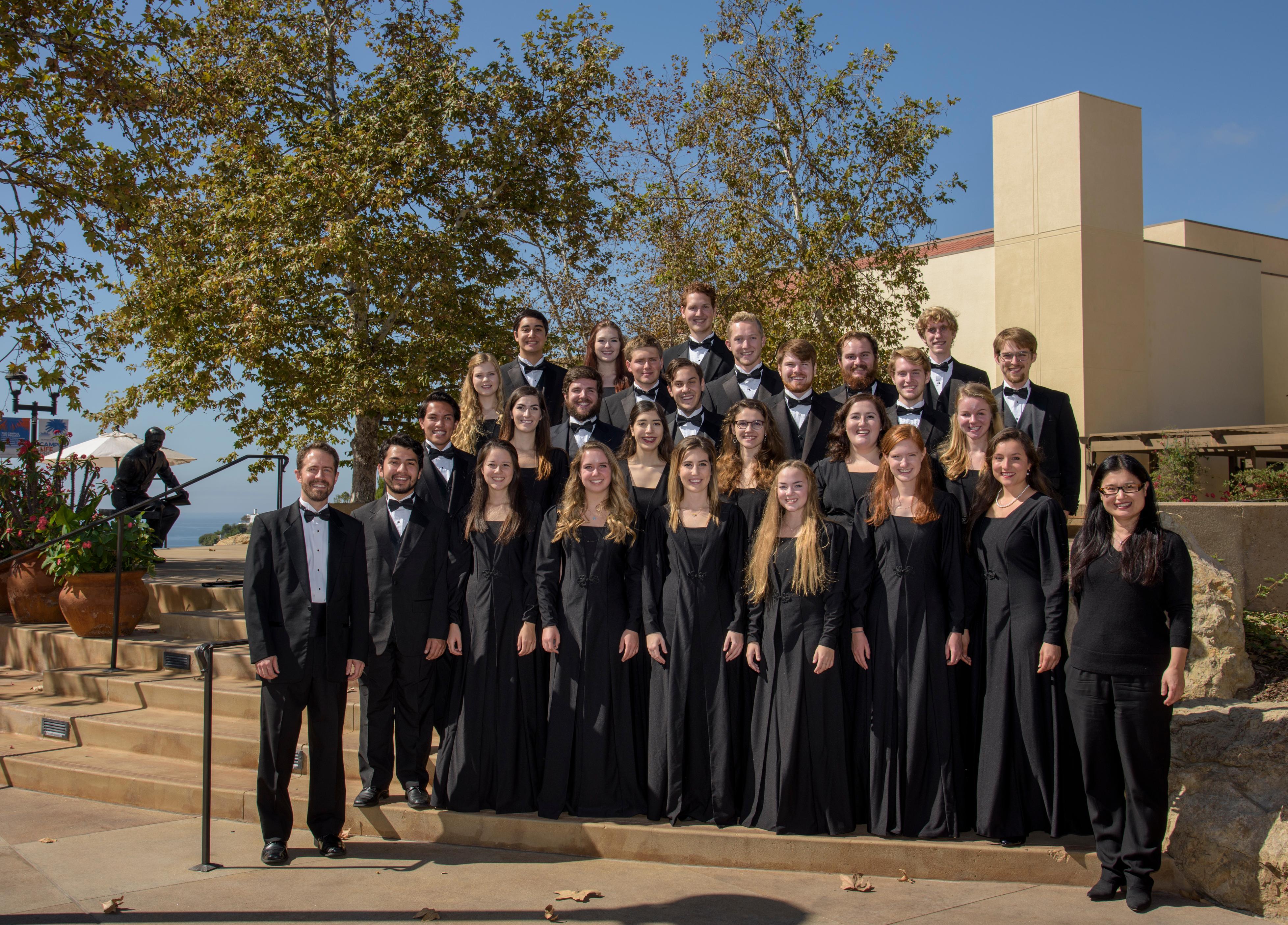 The Pepperdine Chamber Choir