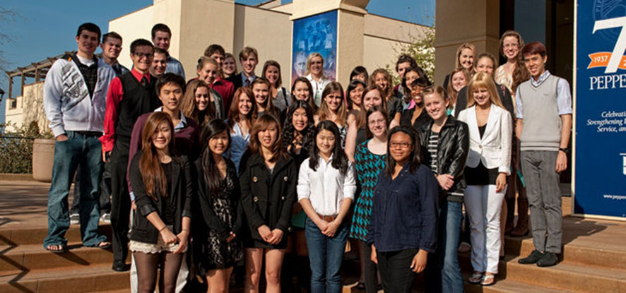 Natural Science honors programs at Pepperdine