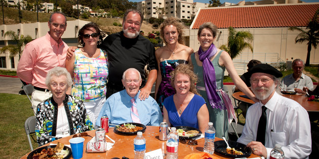 Seaver Grandparents Program at Pepperdine University