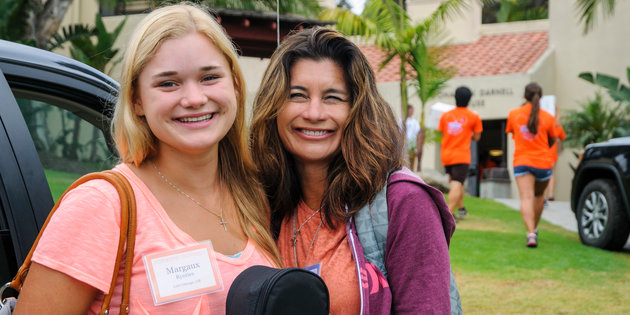 Parents Program at Pepperdine University