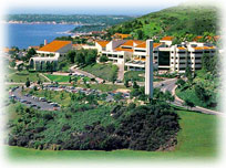 Picture of Pepperdine from a distance